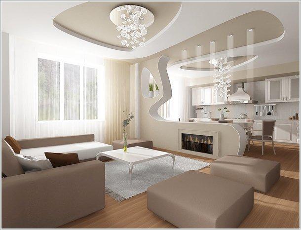 Living Room Ceilings 09